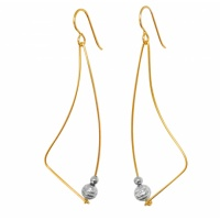 F5 Saturn Earrings