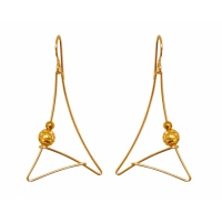 G3 Saturn Earrings