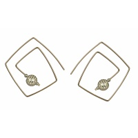 J7 Saturn Earrings