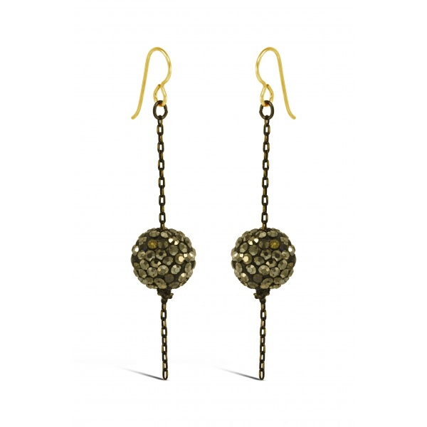 Bronze Earrings 1
