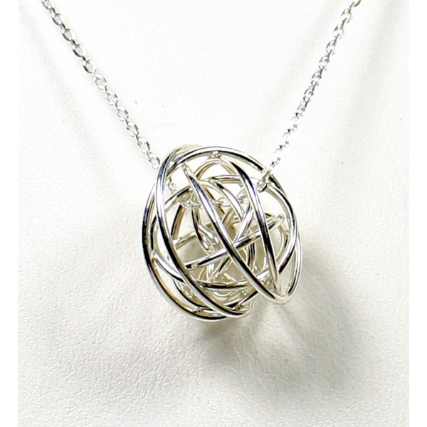 Tumbleweed Necklace