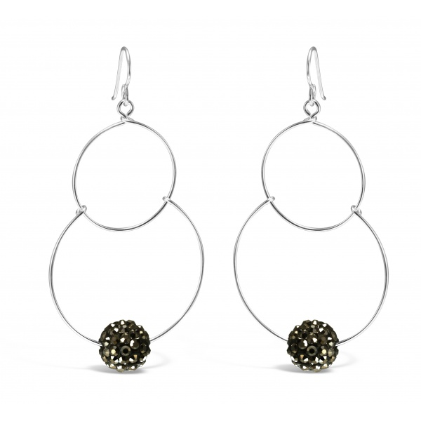 Q3 Sparkle Earrings