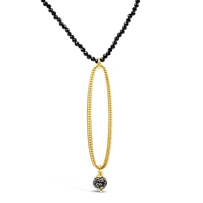 Cava Sparkle Necklace