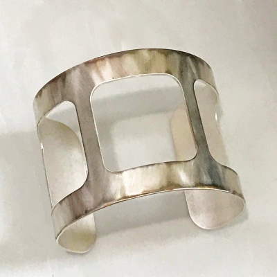 Square Cut Out Cuff