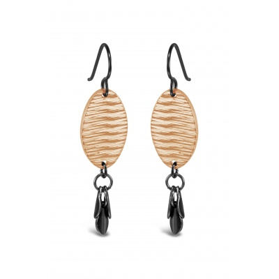 COCO Earrings (Rose Gold)