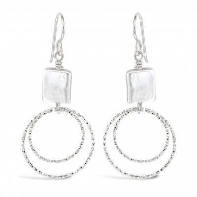 DSE15 Pearl Earrings