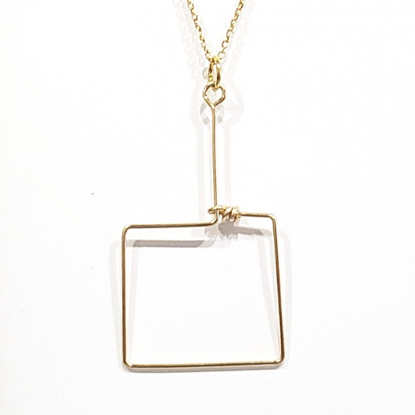 Outline A3 Necklace