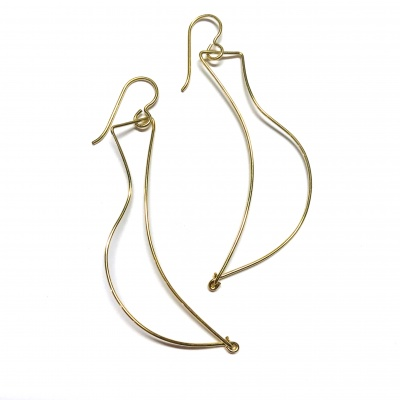 Outline Earring 9149