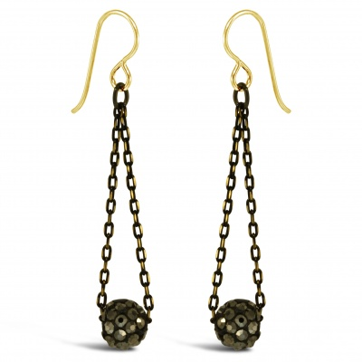 Bronze Earrings 2