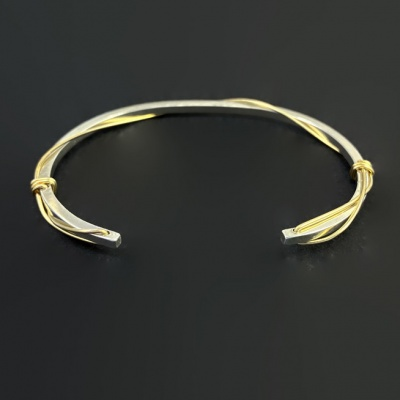 Cuff - sterling or gold-filled 3989