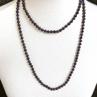 Garnet necklace 5082