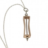 M1 Necklace (Rose Gold)