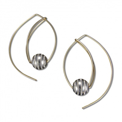 BE Saturn Earrings