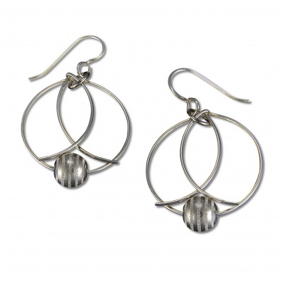BJ Saturn Earrings