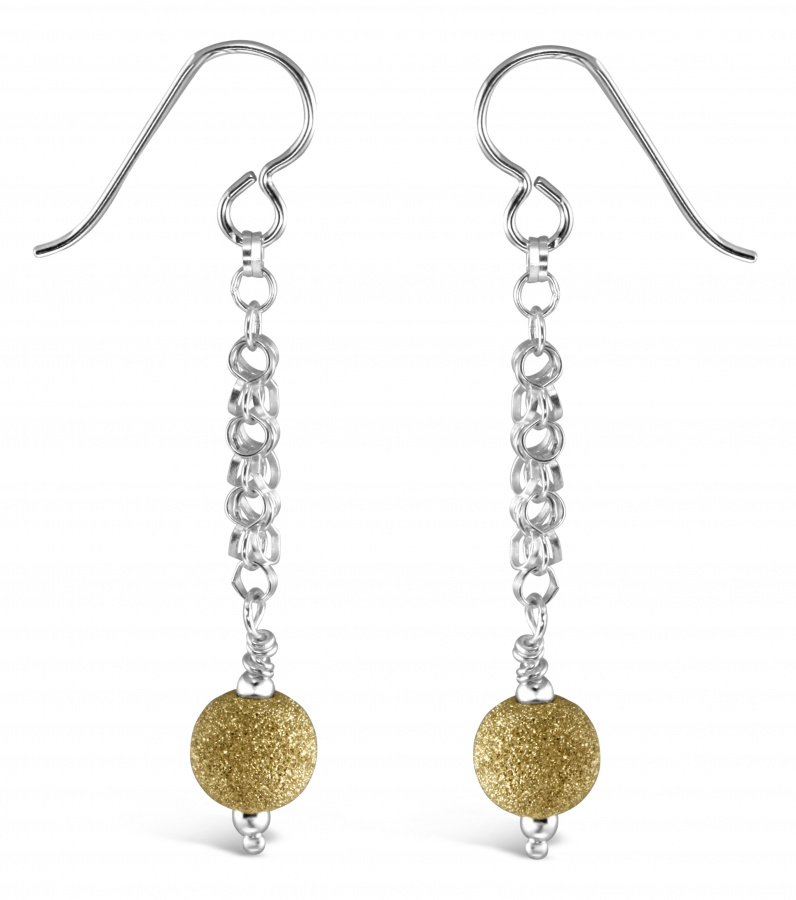 Disco 8 Earrings