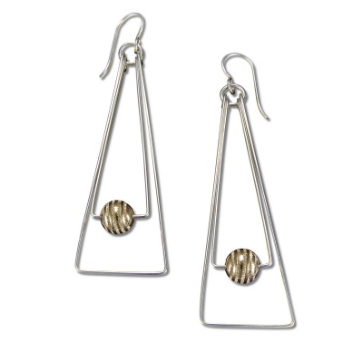 E6 Saturn Earrings