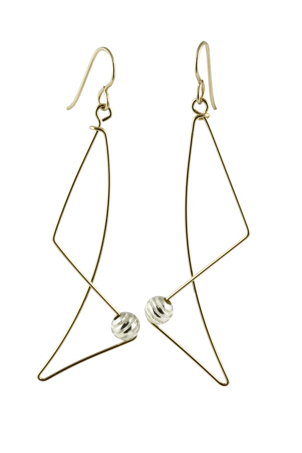 L3 Saturn Earrings