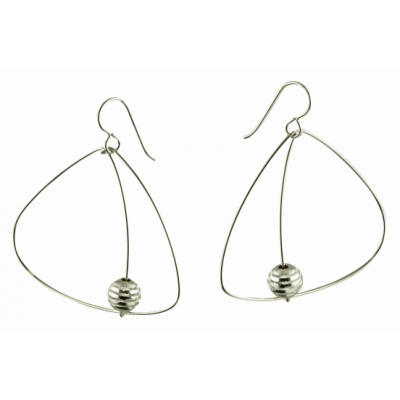 L4 Saturn Earrings